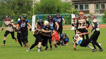 Wolverines Opole - Panthers B Wrocław 20:28
