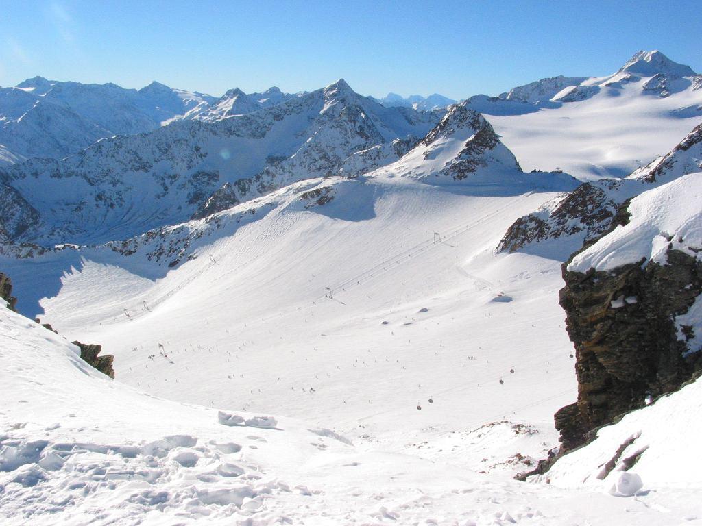 Alpy, Austria (zdjęcie ilustracyjne)