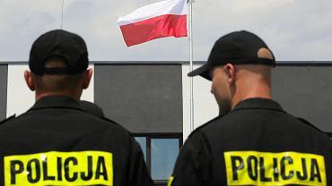 Policjanci - zdjęcie ilustracyjne