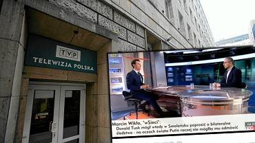 Wojciech Czuchnowski opuścił studio TVP Info
