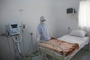 Zachorowała na COVID-19, za leczenie musi zapłacić prawie 35 tysięcy dolarów