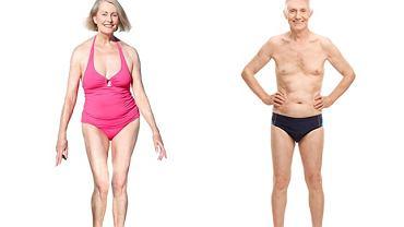 Kanony piękna różnią się w poszczególnych państwach - także w przypadku starszych osób