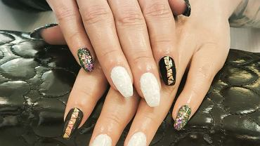Biżuteryjne paznokcie