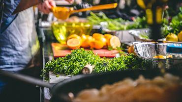 przygotowanie posiłków a koronawirus