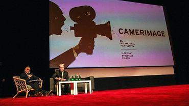 Spotkanie z Davidem Lynchem podczas Camerimage 2017 w  Bydgoszczy