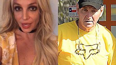 Britney Spears z ojcem