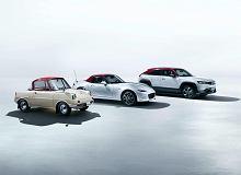 Limitowane Mazdy z okazji 100-lecia marki. Współczesne modele nawiązują do R360 Coupe