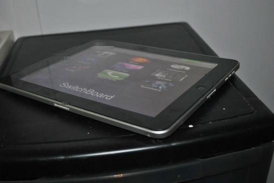 Prototyp iPada
