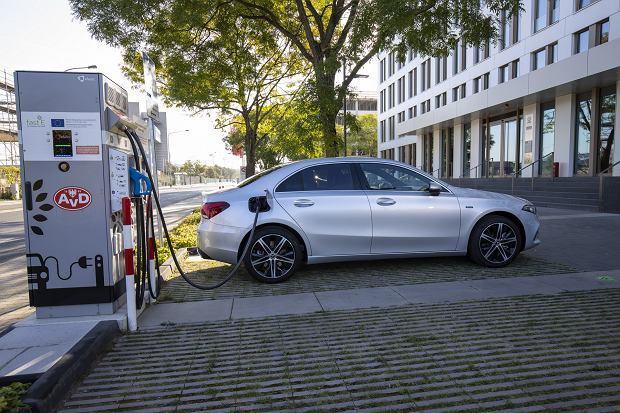 Opinie Moto.pl: Mercedes A250e. Najmniejsza limuzyna jeszcze lepiej czuje się w mieście