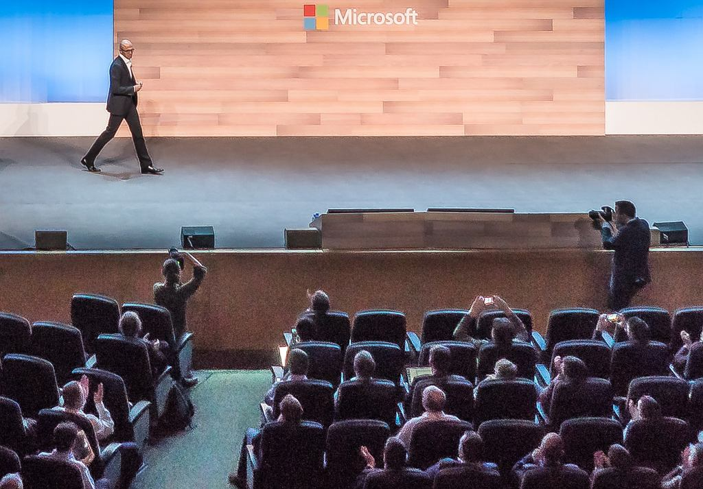 MICROSOFT IRELAND TECH GATHERING