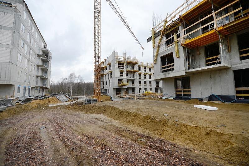 Budowa III etapu Osiedla Franciszkańskiego w Katowicach