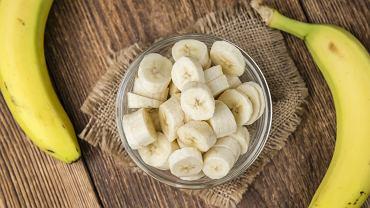 Banany są sycące i zawierają sporo potasu