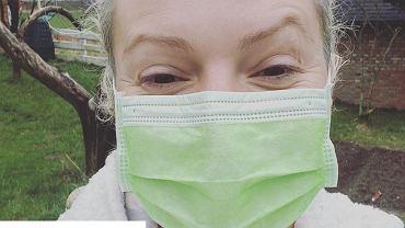 Dorota Szelągowska wyznała, że mogła mieć koronawirusa jeszcze przed pacjentem zero