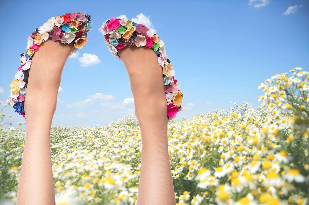 Buty wiosna 2021- sprawdź gorące trendy na nowy sezon. Zdjęcie ilustracyjne
