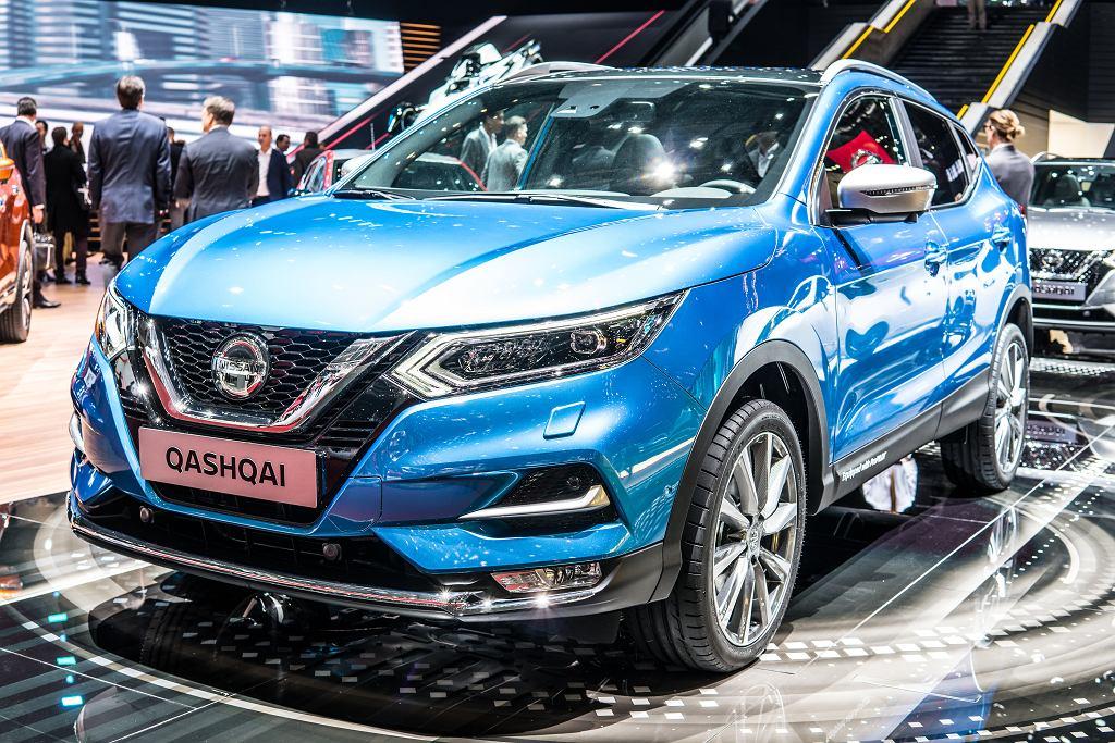 Nissan - 5 najlepszych modeli marki. Nissan Qashqai z pewnością znajdzie się w tym zestawieniu. Zdjęcie ilustracyjne, Grzegorz Czapski/shutterstock.com