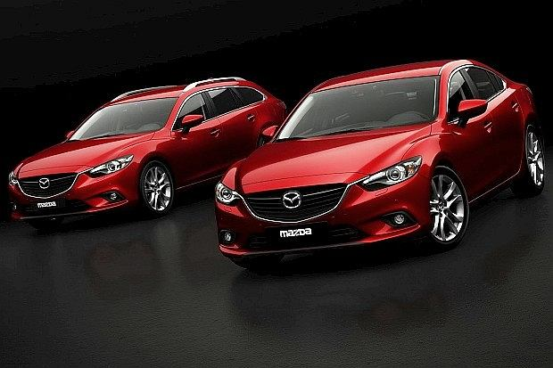 Nowa Mazda 6 | Galeria