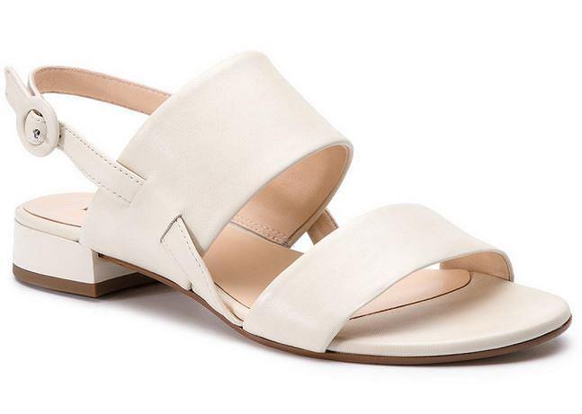 Piękne sandały Högl w kolorze nude, idealnie  nadające się na lato