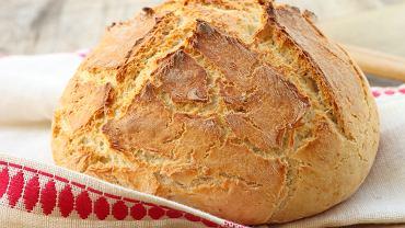 Chleb irlandzki na sodzie i maślance