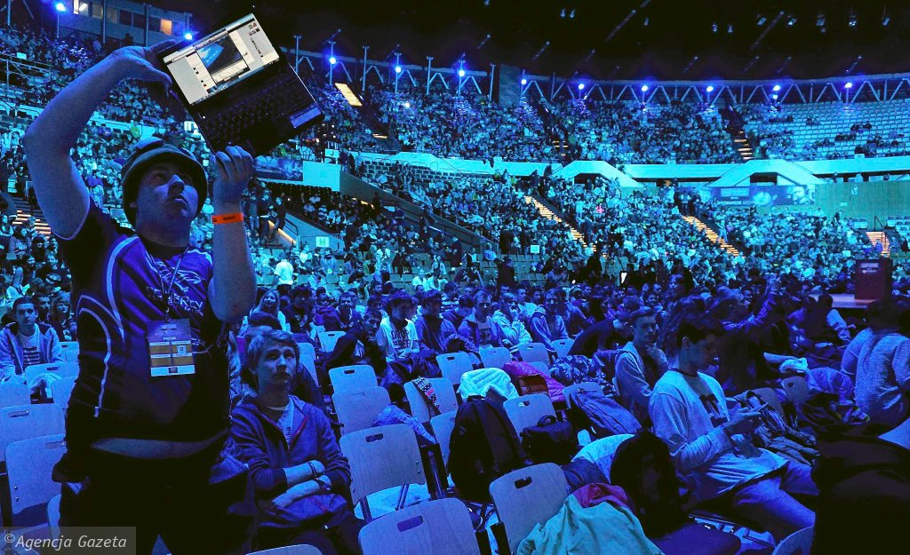 Intel Extreme Masters 2015