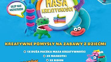 Konkurs: Kreatywne pomysły na zabawy z dziećmi