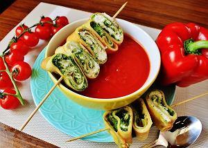 Gazpacho - pomidorowy chłodnik