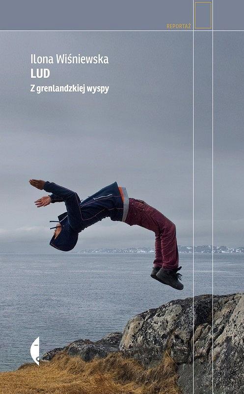 Okładka książki 'Lud. Z grenlandzkiej wyspy'