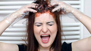 Najczęstsze błędy popełniane przy farbowaniu włosów