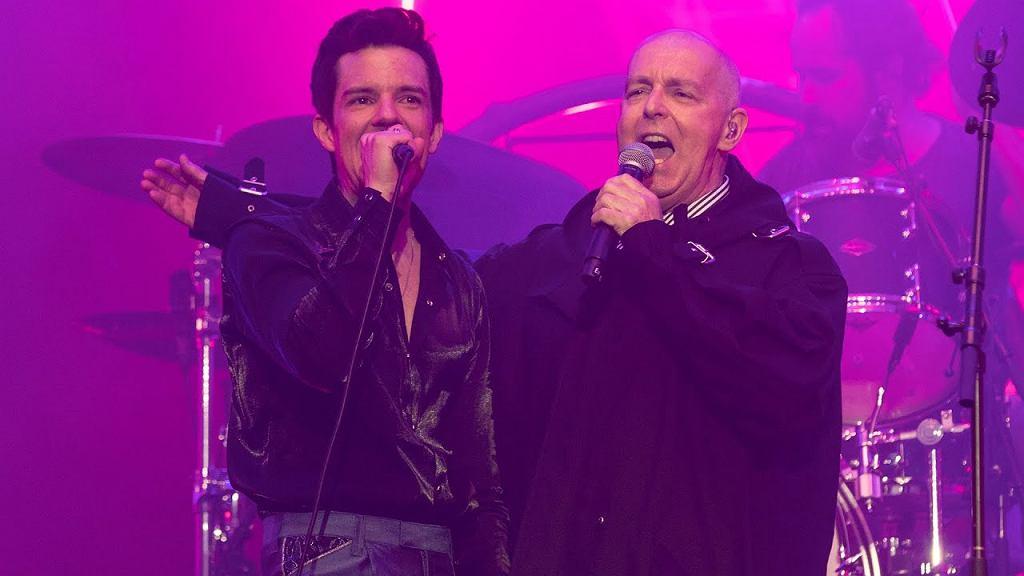 The Killers - Always On My Mind (feat. The Pet Shop Boys) (Glastonbury 2019)