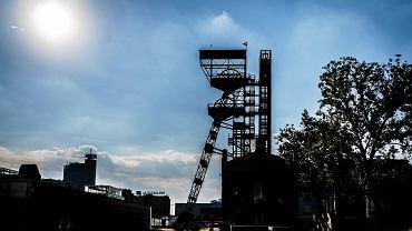 Wieża widokowa - dawny szyb Warszawa II