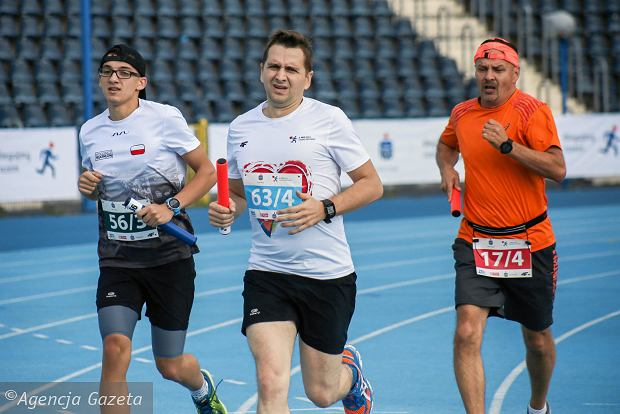 Zdjęcie numer 4 w galerii - PKO Bieg Charytatywny. Na Zawiszy pomagali biegając [ZDJĘCIA]
