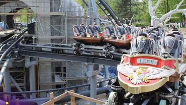Testy rollercoastera