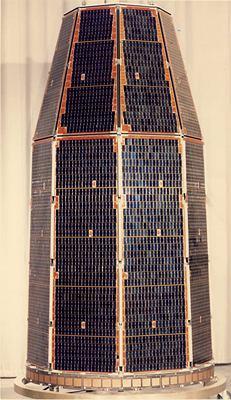 Odtajnione zdjęcie satelity Ofek-1