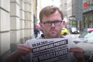 """Poczta Polska milczy w Senacie o listonoszach, którzy upomnieli się o prawa pracowników. """"Solidarność"""" chwali zarząd i popiera niewypłacanie nadgodzin"""