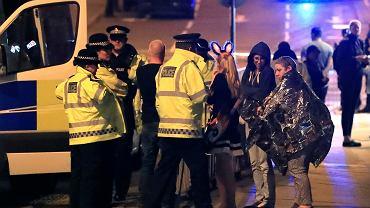 Atak w Manchester Arenie