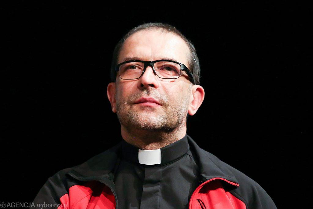 Ksiądz Jacek Stryczek