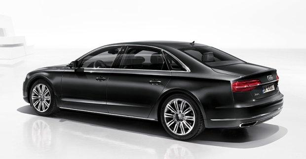 BOR kupuje 20 limuzyn Audi dla VIP-ów