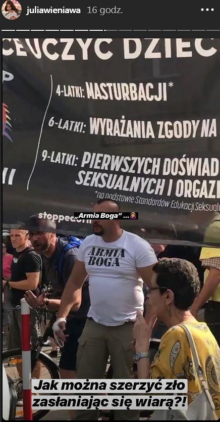 Julia Wieniawa o Białymstoku