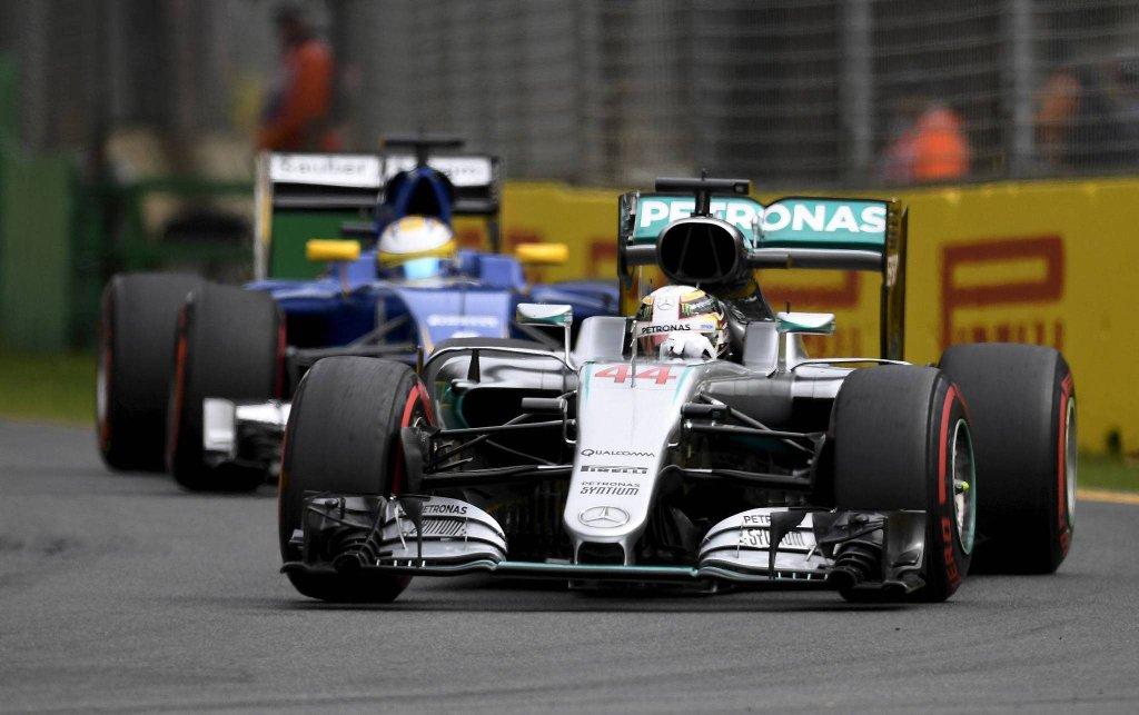 Lewis Hamilton, Marcus Ericsson