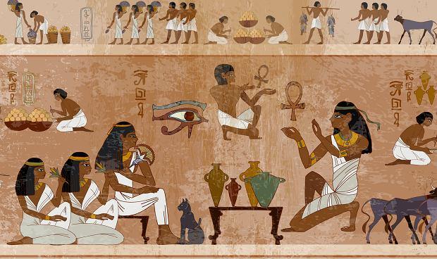 """W starożytnym Egipcie przed ciążą chroniły tampony z wyciągiem z akacji. W płodności pomagał zaś """"boski garncarz"""""""