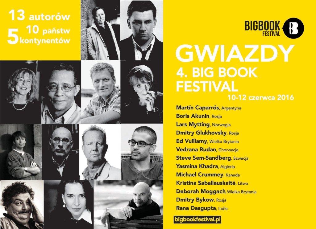 Plakat BBF 2016 / Mat. Prasowe