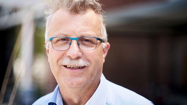 Ingolf Keller, szef działu zaopatrzenia w fabryce Volkswagen w Zwickau