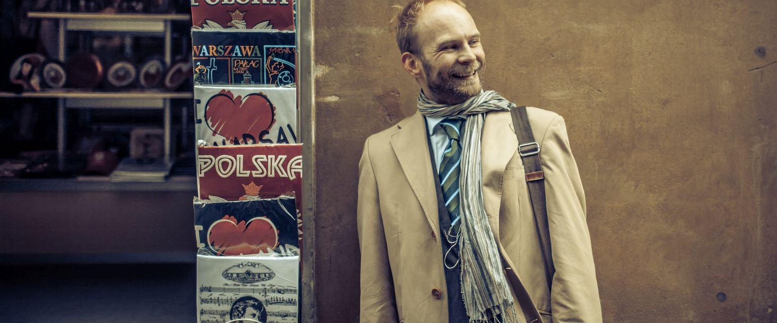 Dr hab. Jakub Urbanik (fot. Albert Zawada / Agencja Gazeta)