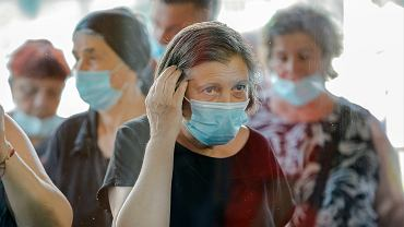 Virus Outbreak Romania