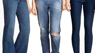 Dobierz fason dżinsów do swojej figury