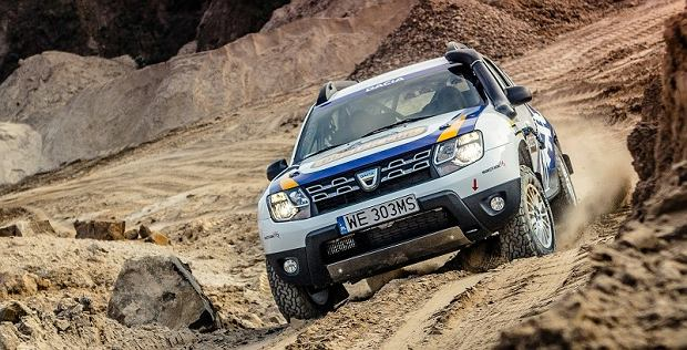 Dacia Duster Cup