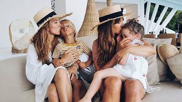 """""""Lewa"""" jest na wakacjach w raju. Sama nie publikuje wielu zdjęć, ale jej przyjaciółka tak"""