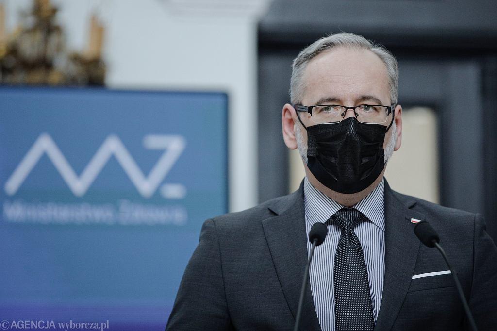 Minister Zdrowia: W czwartek plan epidemicznych rozwiązań na okres wakacji
