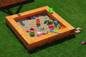 Zabawki ogrodowe pomogą stworzyć prywatny plac zabaw dla twojego dziecka