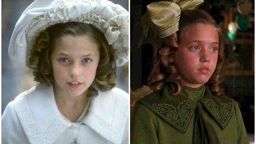 """Liesel Pritzker Simmons (jako aktorka posługiwała się pseudonimem Liesel Matthews) w 1995 roku zagrała główną bohaterkę, Sarę w """"Małej księżniczce"""". Dziś ma 32 lata i nie zajmuje się już aktorstwem - tylko działalnością filantropijną."""