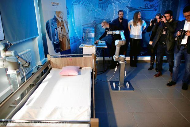 Zabrze, Politechnika Śląska, otwarcie Leonardo Laba, zautomatyzowanego domu